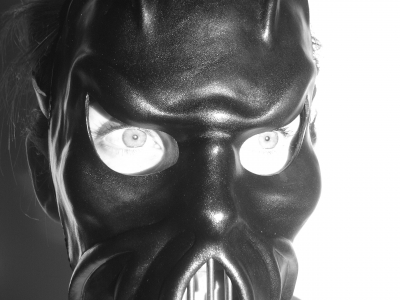 Leather Designs Mask